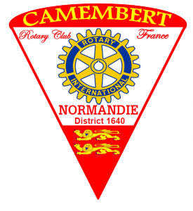 Logo Rotary Camembert copie